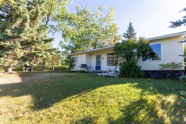 6 & 7 Cutbank Close, Rural Red Deer County, AB T0M 1S0 (#A1031500) :: Team J Realtors