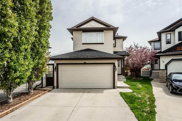 76 Cimarron Meadows Way, Okotoks, AB T1S 1V9 (#A1031501) :: Calgary Homefinders