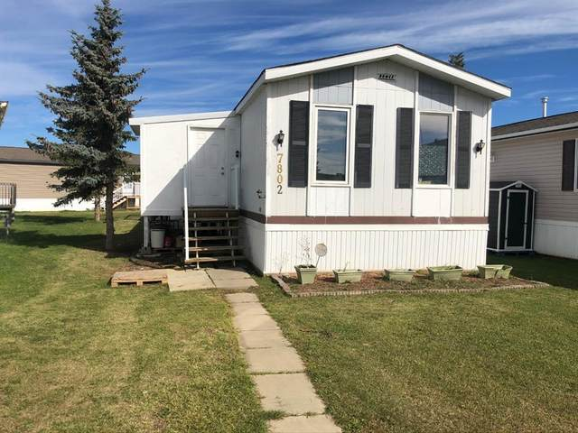 7802 97 Avenue, Peace River, AB T8S 1W4 (#A1031503) :: Team Shillington | Re/Max Grande Prairie
