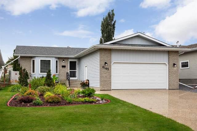 6103 54A Avenue, Camrose, AB T4V 4H2 (#A1031556) :: Canmore & Banff