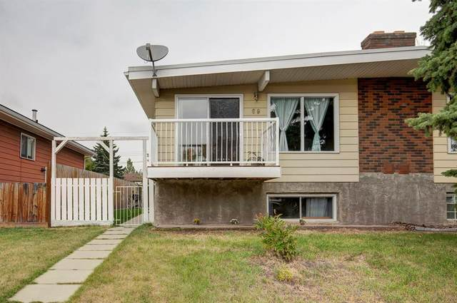 69 Queen Isabella Close SE, Calgary, AB  (#A1031564) :: Calgary Homefinders