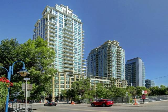 222 Riverfront Avenue SW #231, Calgary, AB T2P 2Y9 (#A1031617) :: The Cliff Stevenson Group