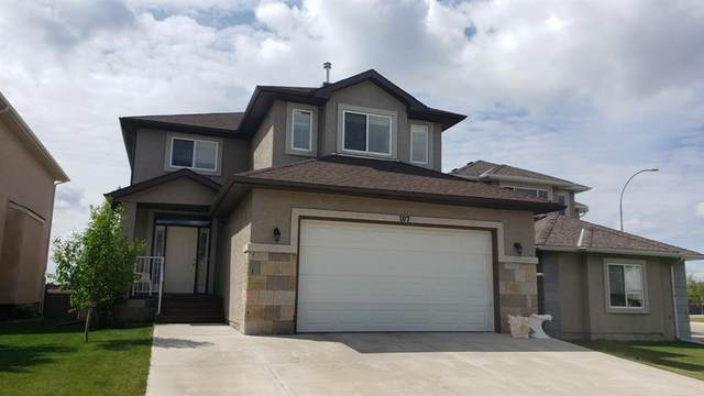 107 East Lakeview Court, Chestermere, AB T1X 1W2 (#A1031695) :: Canmore & Banff