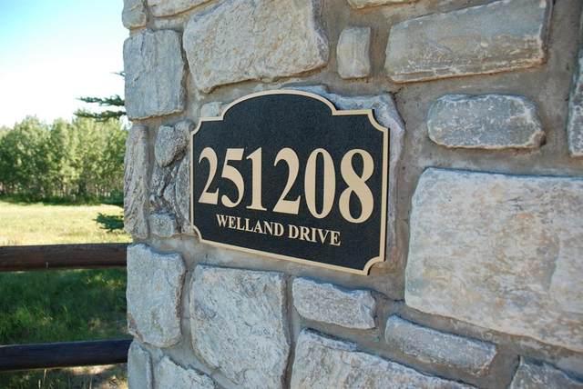 251208 Welland Drive, Rural Rocky View County, AB T3R 1L3 (#A1031713) :: Team J Realtors