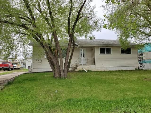 10524 103 Avenue, Grande Prairie, AB T8V 7K2 (#A1031719) :: Team Shillington | Re/Max Grande Prairie