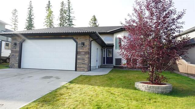 106 Muldoon Crescent, Hinton, AB T7V 0A1 (#A1031739) :: Canmore & Banff