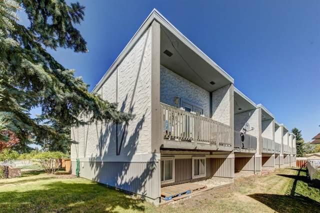 455 Huntsville Crescent NW #1, Calgary, AB T2K 4W3 (#A1031752) :: Team J Realtors