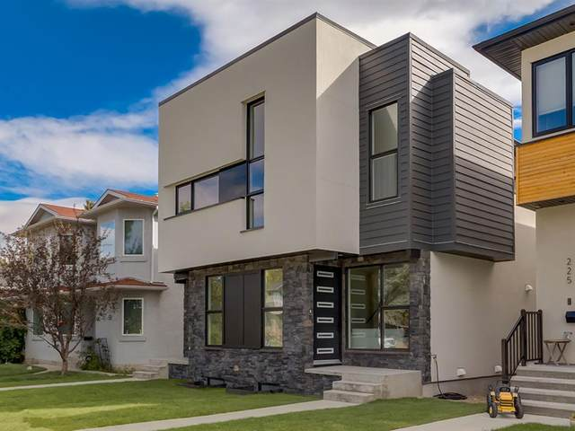 223 30 Avenue NW, Calgary, AB T2M 2N3 (#A1031812) :: Redline Real Estate Group Inc