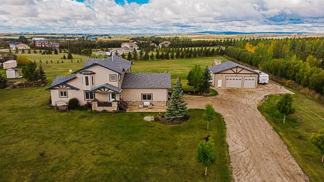 712068 Rr 74 #26, Rural Grande Prairie No. 1, County of, AB T8V 2Z9 (#A1031817) :: Team J Realtors