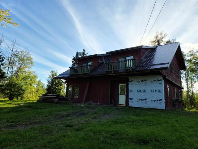 850028 Range Road 51, Hines Creek, AB T0H 2A0 (#A1031829) :: Redline Real Estate Group Inc