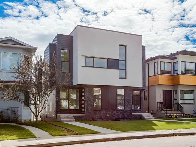 221 30 Avenue NW, Calgary, AB T2M 2N3 (#A1031864) :: Redline Real Estate Group Inc