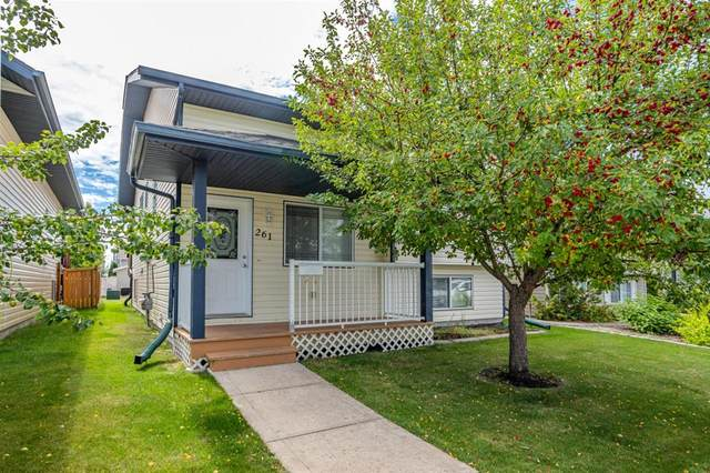 261 Deschner Close, Red Deer, AB T4R 3C2 (#A1031945) :: Canmore & Banff