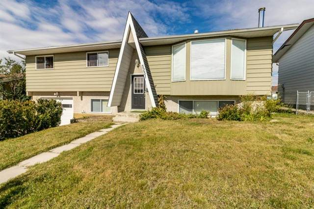 5251 44 Street Close, Innisfail, AB T4G 1K5 (#A1031957) :: Canmore & Banff