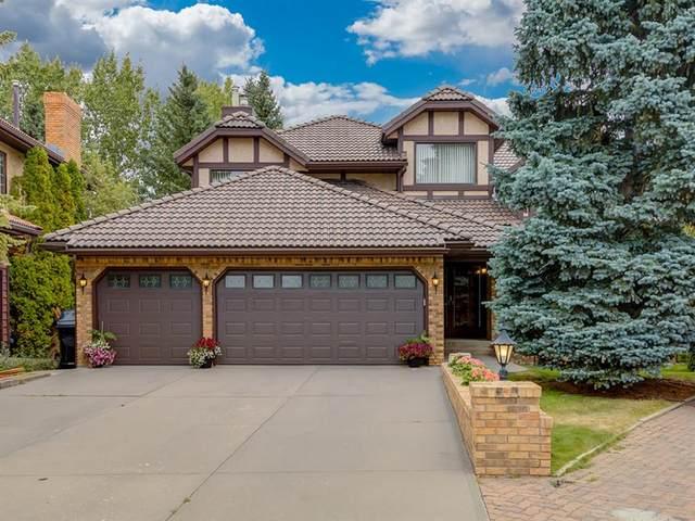 24 Edgepark Court NW, Calgary, AB T3A 4E6 (#A1031972) :: Calgary Homefinders