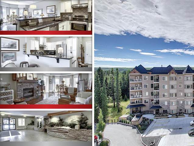 30 Discovery Ridge Close SW #502, Calgary, AB T3H 5X5 (#A1031997) :: The Cliff Stevenson Group