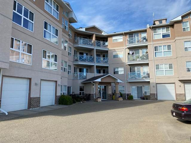 4623 65 Street #406, Camrose, AB T4V 4R3 (#A1032065) :: Western Elite Real Estate Group