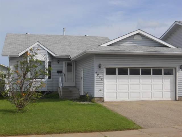 9034 103 Avenue, Grande Prairie, AB T8X 1H3 (#A1032125) :: Team J Realtors