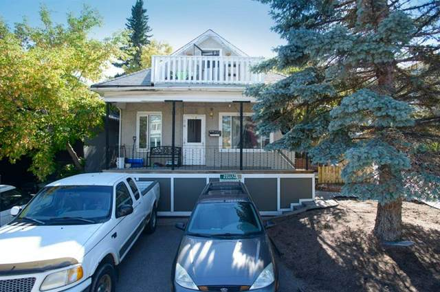 1515 22 Avenue SW, Calgary, AB T2T 0R7 (#A1032130) :: Redline Real Estate Group Inc