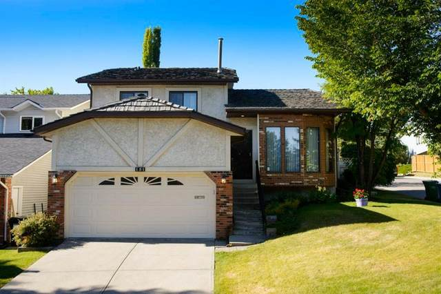 151 Stratton Crescent SW, Calgary, AB T3H 1T7 (#A1032131) :: Redline Real Estate Group Inc