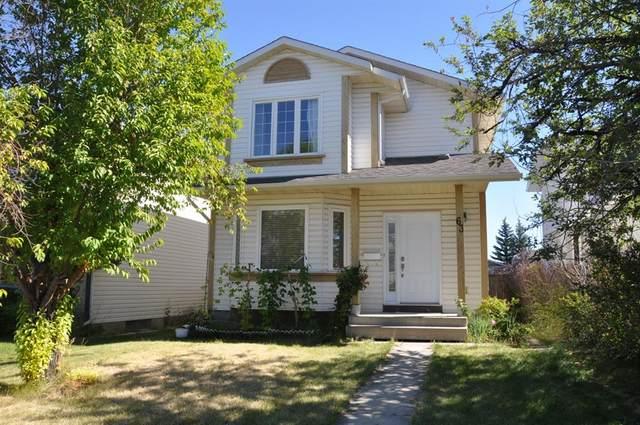 63 Millrise Crescent SW, Calgary, AB T2Y 2H7 (#A1032166) :: Calgary Homefinders