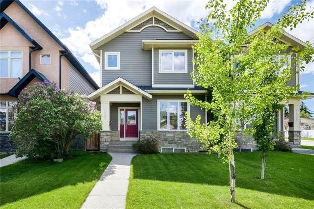 1403 41 Street SW, Calgary, AB T3C 1X7 (#A1032195) :: Calgary Homefinders