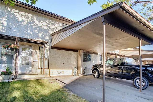 9930 Bonaventure Drive SE #106, Calgary, AB  (#A1032243) :: Calgary Homefinders