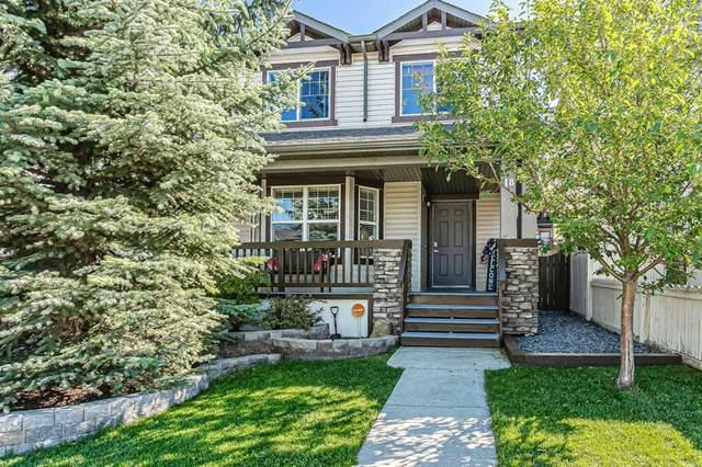 18 Bridlecrest Boulevard SW, Calgary, AB T2Y 4X9 (#A1032260) :: The Cliff Stevenson Group
