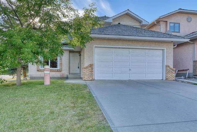 355 Hampshire Court NW, Calgary, AB T3A 4Y4 (#A1032267) :: Calgary Homefinders