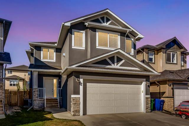 127 Bayview Street SW, Airdrie, AB T4B 3V1 (#A1032279) :: Canmore & Banff