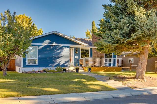 14416 Parkside Drive SE, Calgary, AB T2J 4J7 (#A1032308) :: Canmore & Banff