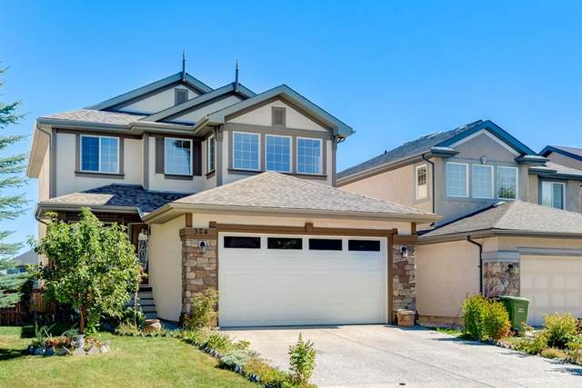324 Everbrook Way SW, Calgary, AB T2Y 0C9 (#A1032313) :: Redline Real Estate Group Inc
