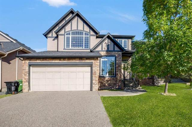 50 Aspen Stone Manor SW, Calgary, AB T3H 0H3 (#A1032331) :: Canmore & Banff