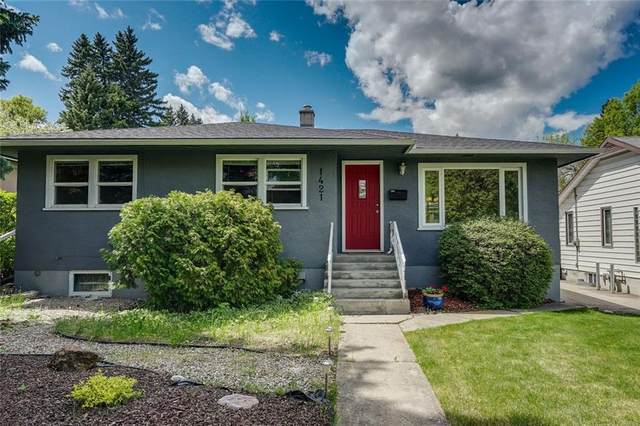 1421 27 Street SW, Calgary, AB T3C 1L4 (#A1032392) :: Canmore & Banff