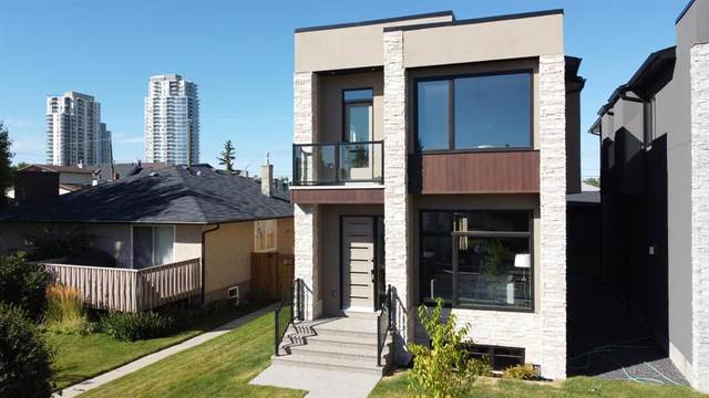 3118 14 Avenue SW, Calgary, AB T3C 0X1 (#A1032393) :: Canmore & Banff