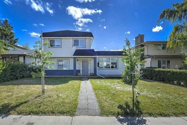 6947 Silver Springs Road NW, Calgary, AB  (#A1032402) :: Team J Realtors