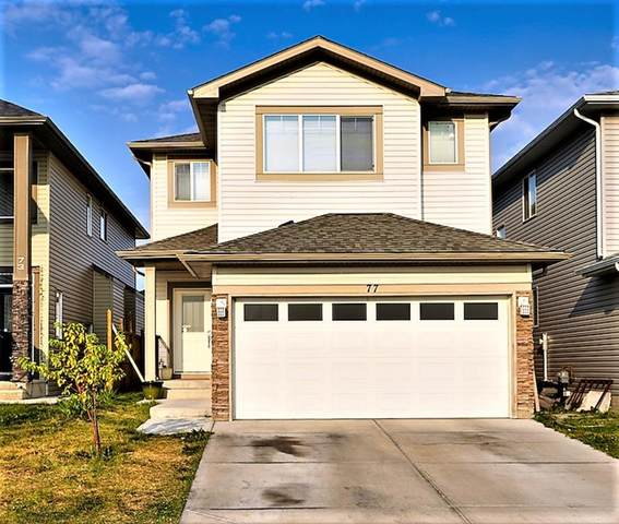 77 Taralake Manor NE, Calgary, AB T3J 0N3 (#A1032442) :: Redline Real Estate Group Inc