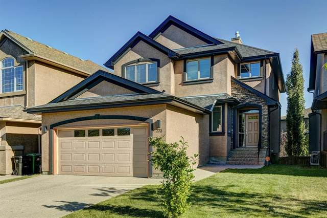 773 Tuscany Springs Boulevard NW, Calgary, AB T3L 0B1 (#A1032466) :: The Cliff Stevenson Group