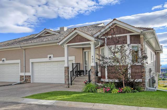 497 Rocky Vista Gardens NW, Calgary, AB T3G 0B7 (#A1032495) :: Redline Real Estate Group Inc