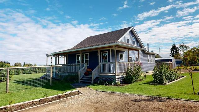 4801 38 Avenue, Rural Stettler County, AB T0C 2L0 (#A1032502) :: Canmore & Banff