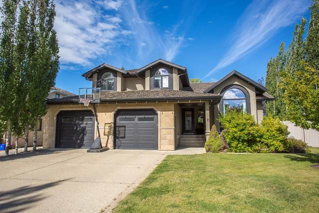 2 Denison Crescent, Red Deer, AB T4R 2E8 (#A1032508) :: Canmore & Banff