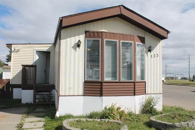 6724 17 Avenue SE #123, Calgary, AB T2A 0W5 (#A1032523) :: Western Elite Real Estate Group