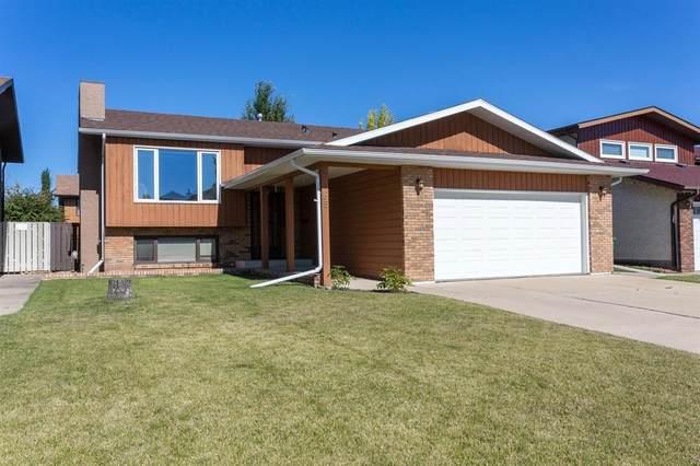 85 Huget Crescent, Red Deer, AB T4N 6N3 (#A1032543) :: Team J Realtors