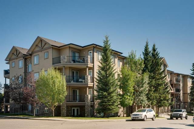 3810 43 Street SW #203, Calgary, AB T3E 7T7 (#A1032564) :: Calgary Homefinders