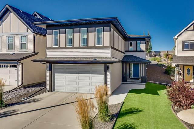 330 Reunion Heath NW, Airdrie, AB T4B 0M5 (#A1032580) :: Team J Realtors