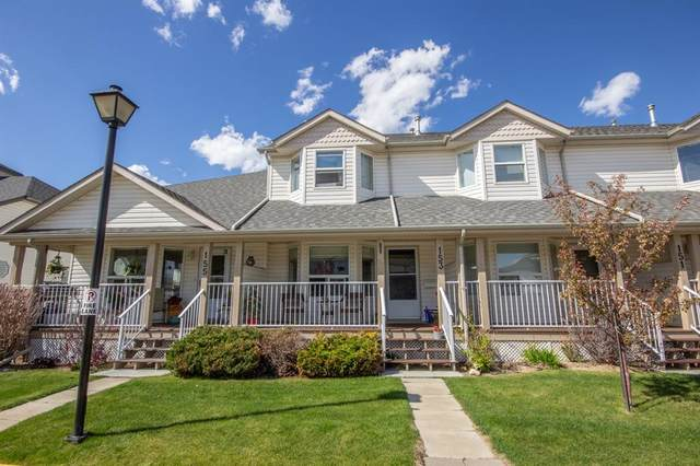 33 Donlevy Avenue #153, Red Deer, AB T4R 3B6 (#A1032613) :: Canmore & Banff