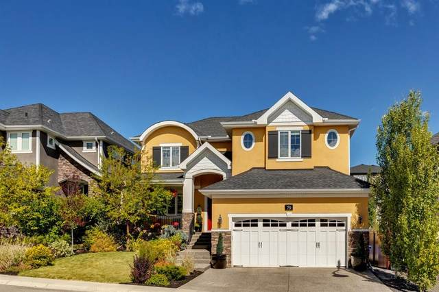 79 Aspen Dale Way SW, Calgary, AB T3H 0S1 (#A1032647) :: Canmore & Banff