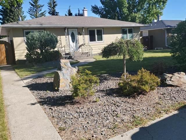 40 White Oak Crescent SW, Calgary, AB T3C 3J9 (#A1032661) :: The Cliff Stevenson Group