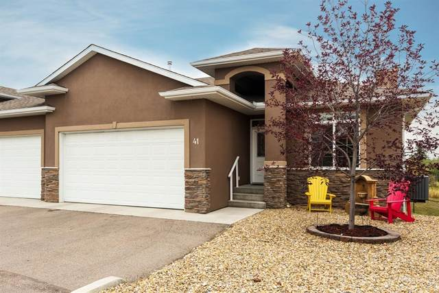 41 River Heights View, Cochrane, AB T4C 0M9 (#A1032746) :: Calgary Homefinders