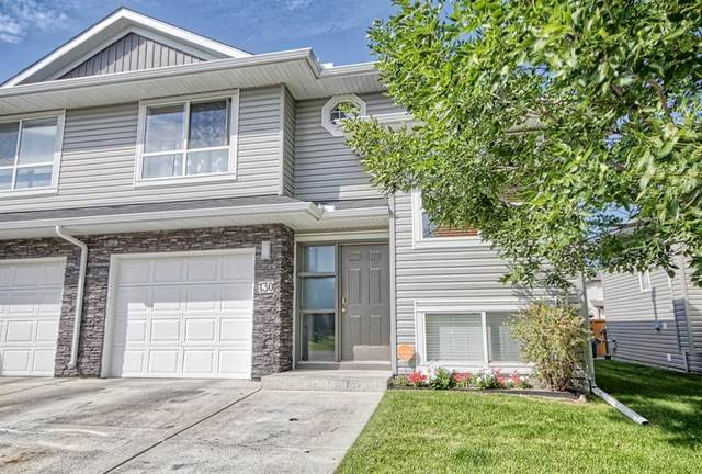 55 Fairways Drive NW #130, Airdrie, AB T4B 2T5 (#A1032763) :: Canmore & Banff