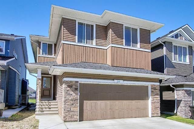 24 Red Sky Green NE, Calgary, AB T3N 0V5 (#A1032767) :: Redline Real Estate Group Inc